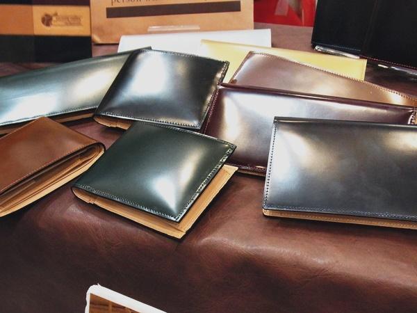 THOMAS 日本製 ブライドルレザー財布